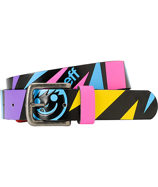 Neff Topsy Black Belt