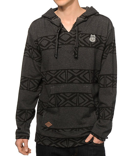 Neff Up North Poncho Hoodie