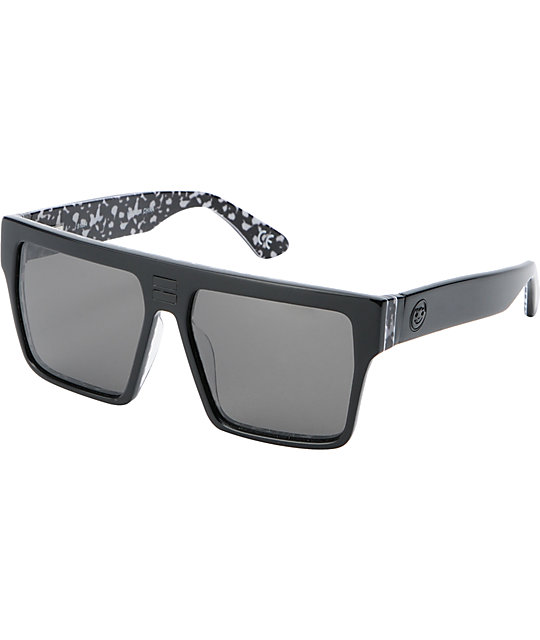 Neff Vector Black Static Polarized Sunglasses