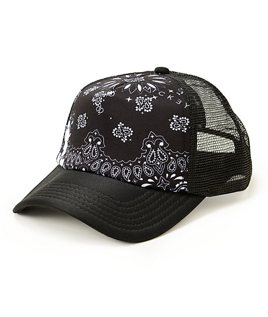 Neff x Disney Mickey Bandana Trucker Hat