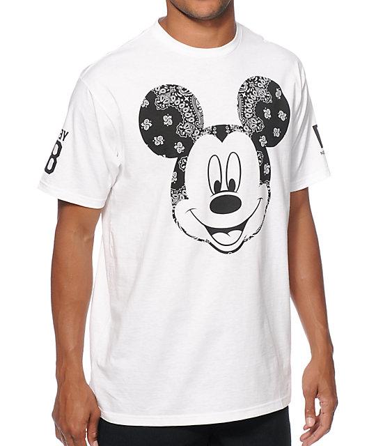 Neff x Disney Mickey Ears T-Shirt