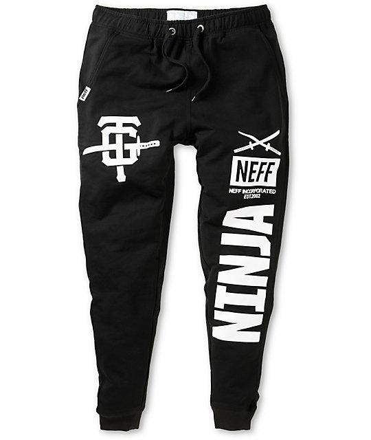 Neff x Taylor Gang Ninja Elite Sweatpants