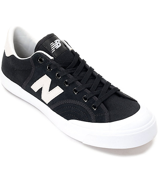 new balance skate shoes. new balance numeric 212 pro court black \u0026 white shoes skate