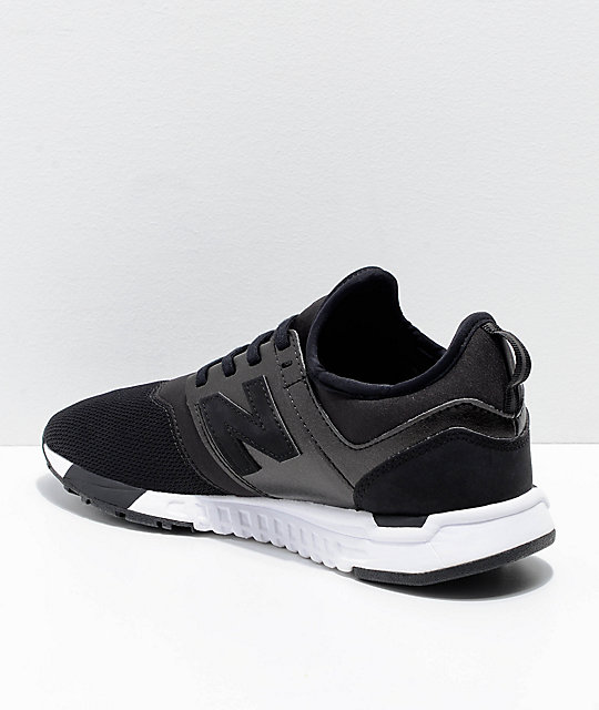 new balance revlite 247 black