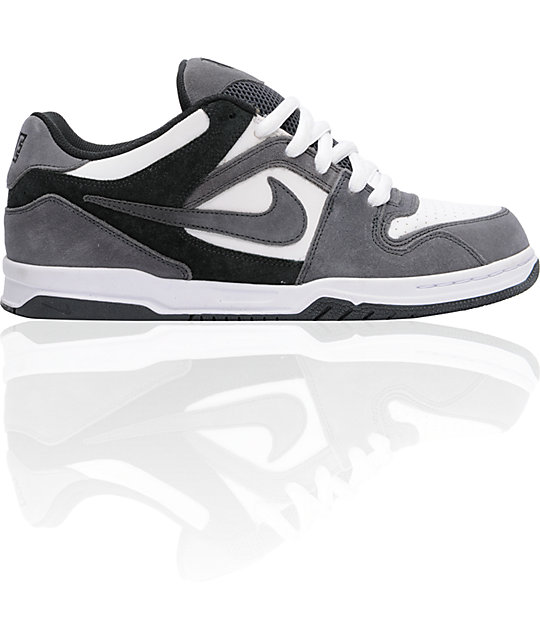 Nike 6.0 Air Zoom Oncore Black & Anthracite Shoes