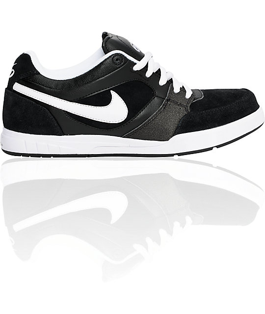 Nike 6.0 Primo Black & White Shoes
