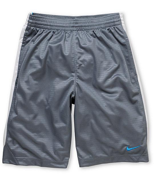 Nike Layup Grey 21 Athletic Shorts