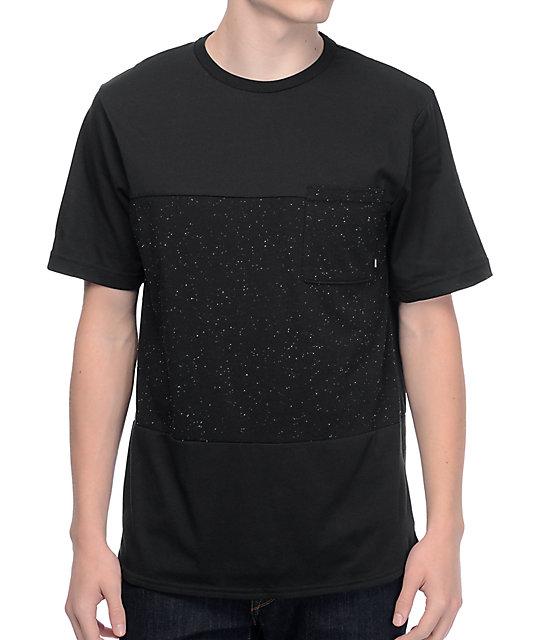 Nike Sb Dri Fit Nepps Black Pocket T Shirt