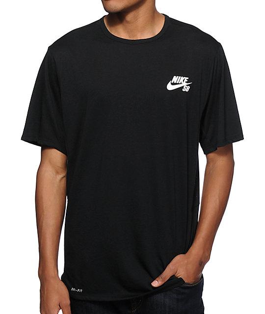Nike Sb Dri Fit Skyline T Shirt