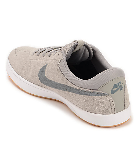 Nike SB Eric Koston SE Lunarlon Medium Grey, Pink Foil & Armory Slate Shoes