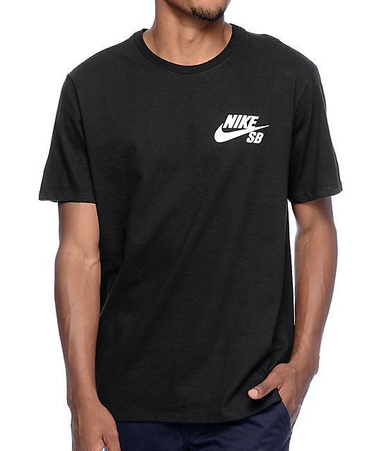 Nike SB Futura Black T-Shirt