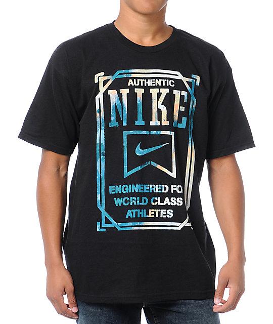 Nike SB Giant Specimen Black T-Shirt