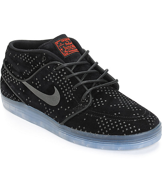 92de79d6cd10 ... Nike SB Lunar Stefan Janoski Mid Flash Skate Shoes .
