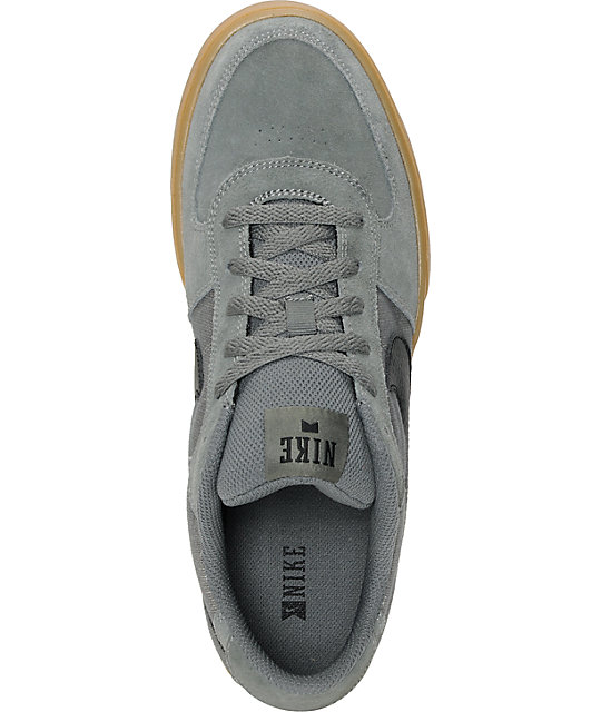 Nike SB Mavrk Grey & Gum Skate Shoes