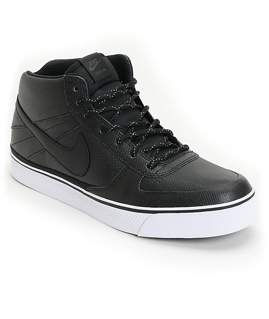 Nike SB Mavrk Mid 2 Black, Anthracite & White Skate Shoes