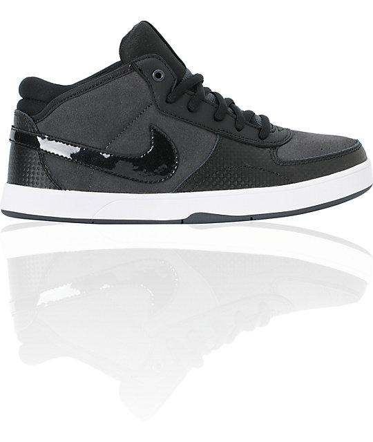 e09c270badc Nike Sb Mavrk Mid Black 2 Anthracite Shoes Women