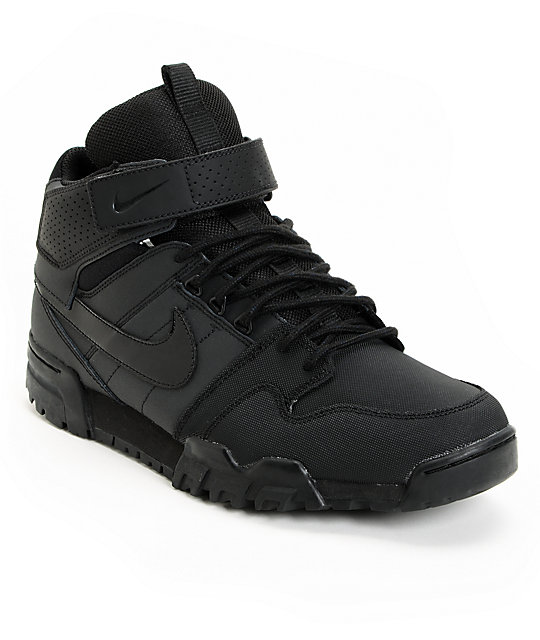 Nike SB Mogan Mid 2 OMS Black Shoes
