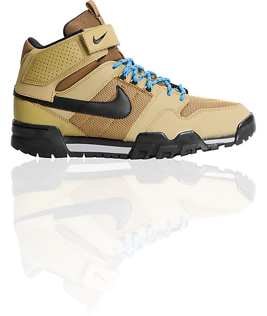 Nike SB Mogan Mid 2 OMS Filbert & Dark Khaki Shoes
