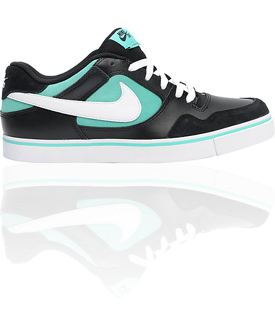 Nike SB P-Rod 2.5 Black & Mint Shoes
