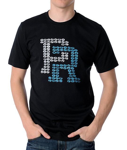 Nike SB P-Rod Hubs Black T-Shirt