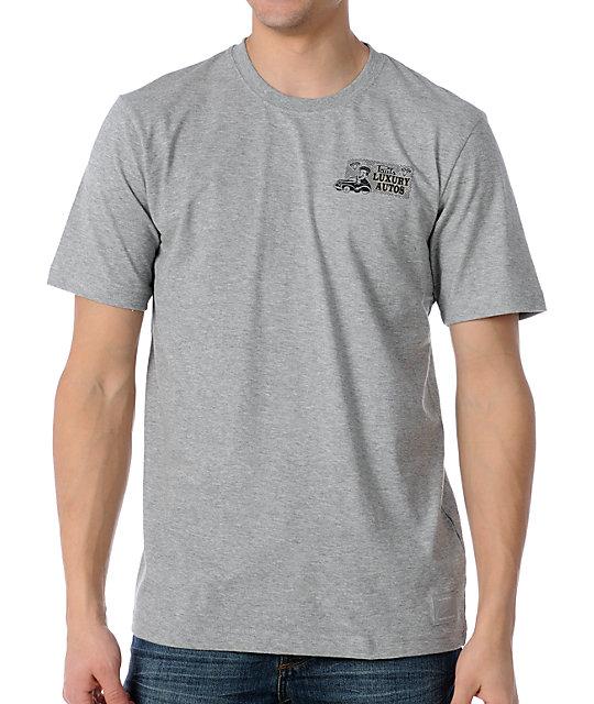 Nike SB P-Rod Luxury Autos Dri Fit Grey T-Shirt
