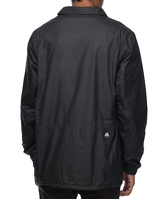 Nike SB Shield Black Coaches Jacket