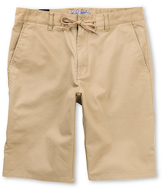 Nike SB Signature 2 Khaki Shorts at Zumiez : PDP