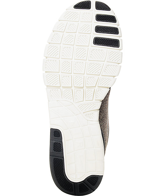 Nike SB Stefan Janoski Air Max Mid Baroque & White Shoes