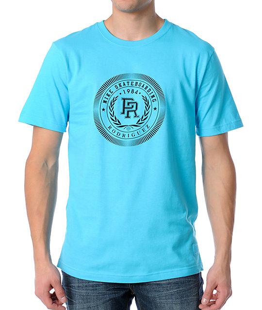 Nike SB U Cyan T-Shirt