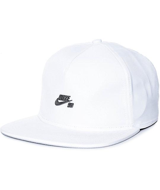 nike strap hat