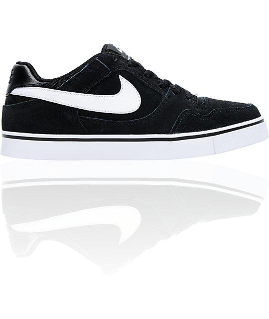 Nike SB Zoom P-Rod 2.5 Black & White Skate Shoes