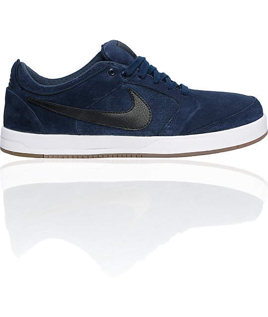 Nike SB Zoom P-Rod 4 Obsidian & Black Shoes