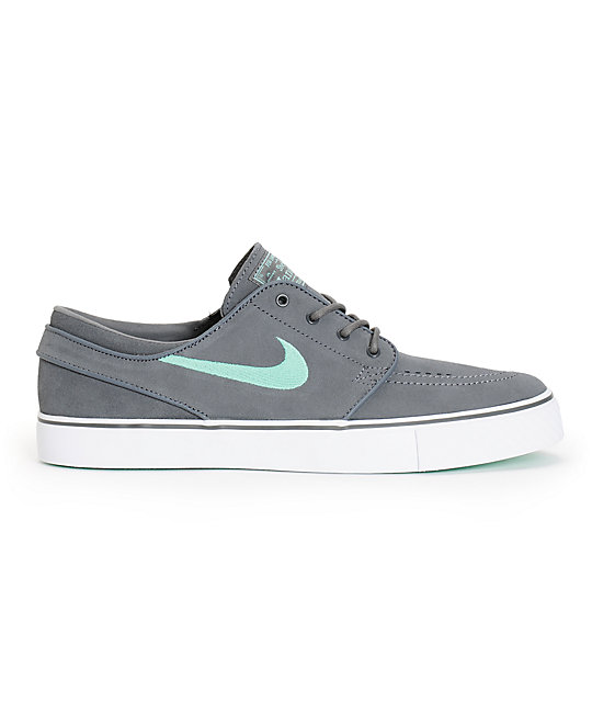 ad0ee9ccf057 Janoski Grey And Mint Online