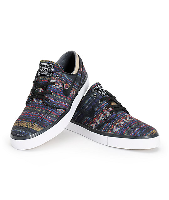 Nike Sb Zoom Stefan Janoski Hacky Sack Skate Shoes
