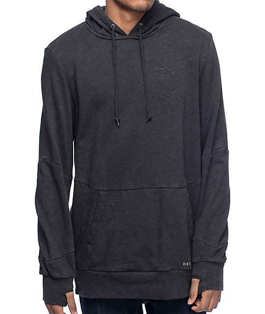 Ninth Hall Discover Black Pullover Hoodie | Zumiez