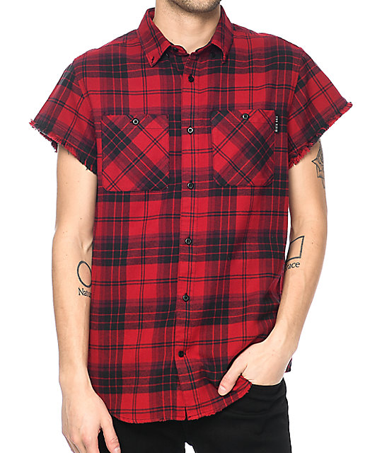 Short Sleeve Men's Shirts Casual