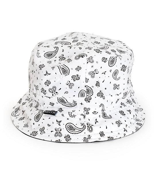 Ninth Hall Noir Reversible Bucket Hat