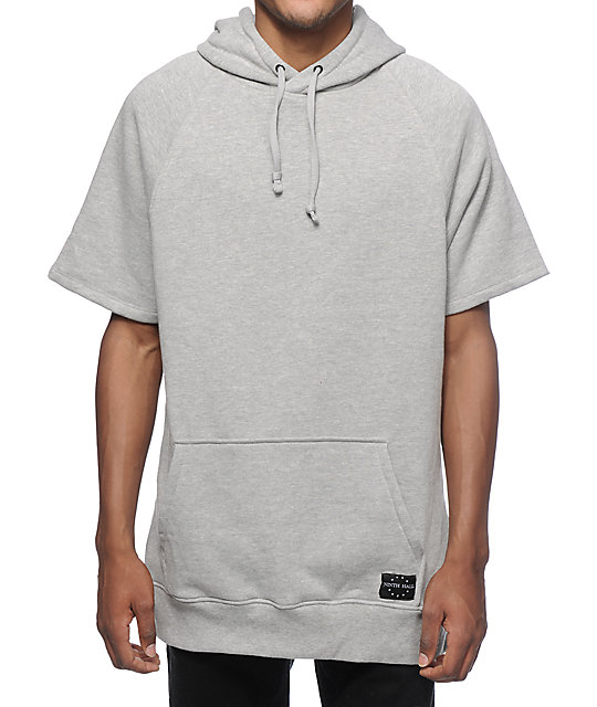 Hall Recipient Short Sleeve Hoodie