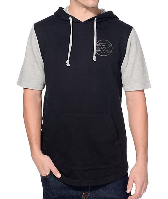 Mens Short Sleeve Hoodie Photo Album - Reikian