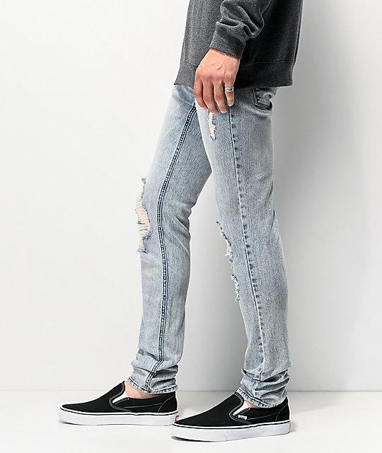 Lavado Alda Claro Jeans De Rogue Hall Azul Ninth ynwOvmN08