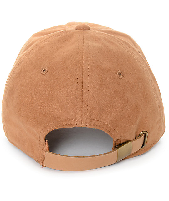 Ninth Hall Trifecta Tan Baseball Hat