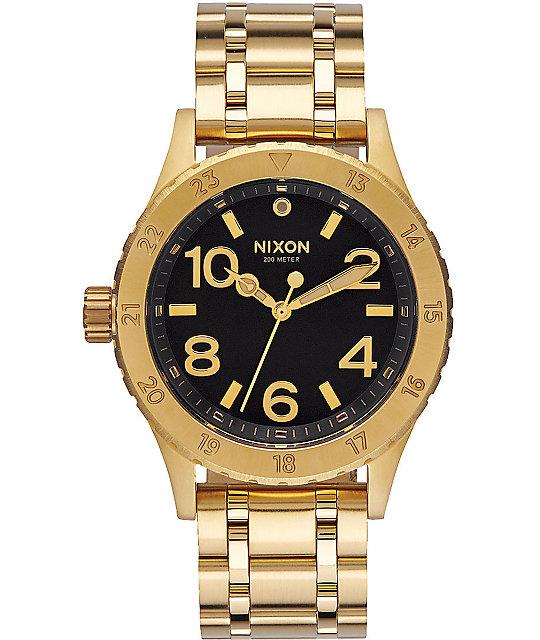 Nixon 38 20 analog watch at zumiez pdp for Watches zumiez