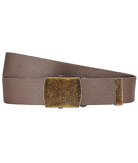 Nixon Basis Falcon Web Belt