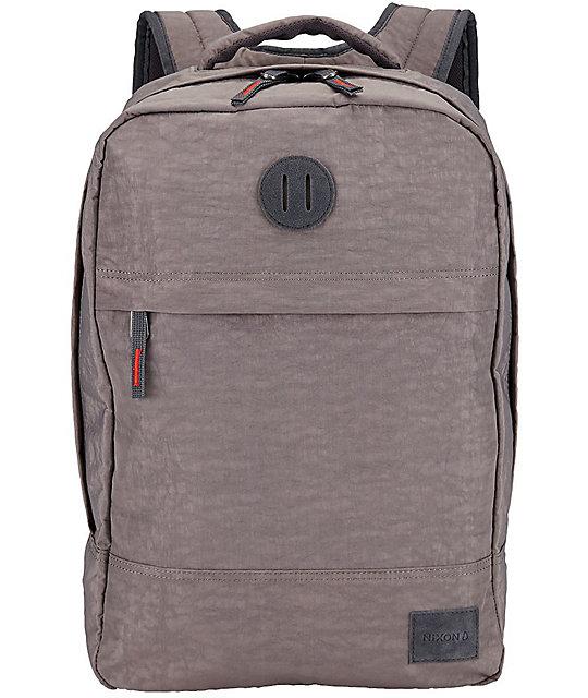Nixon Beacons Grey & Grey 18L Backpack