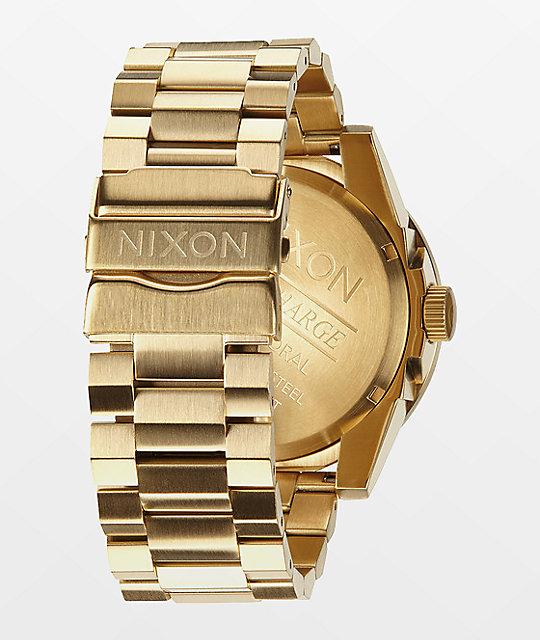 Todo Ss Nixon Reloj Oro Corporal Nm8n0w