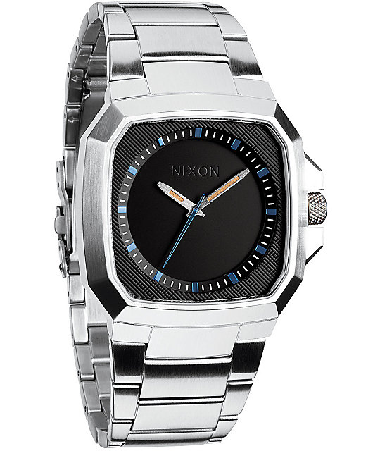 Nixon Deck Midnight GT Analog Watch
