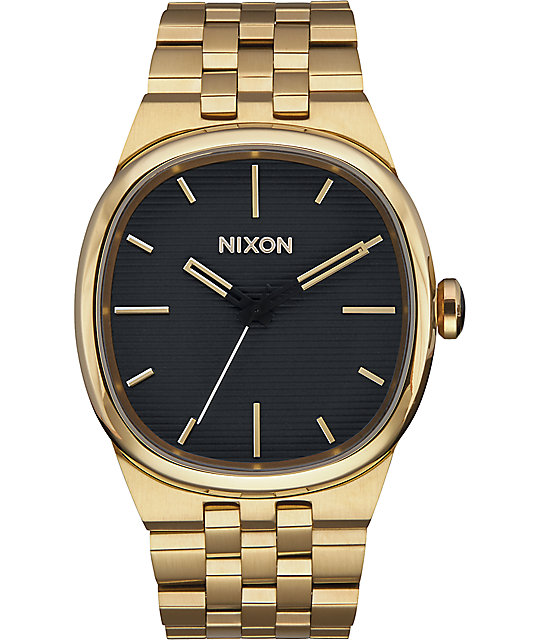 Nixon Expo All Gold & Black Watch