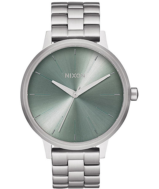Nixon Kensington Sage Analog Watch