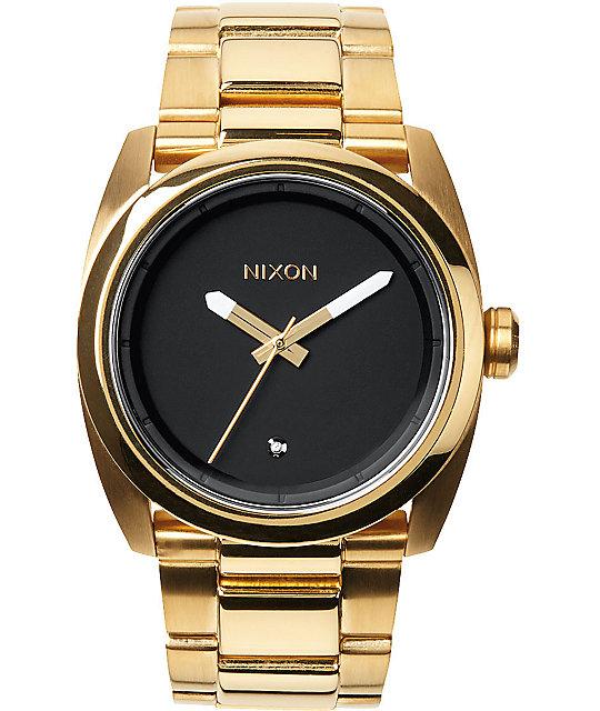 Nixon kingpin analog watch zumiez for Watches zumiez