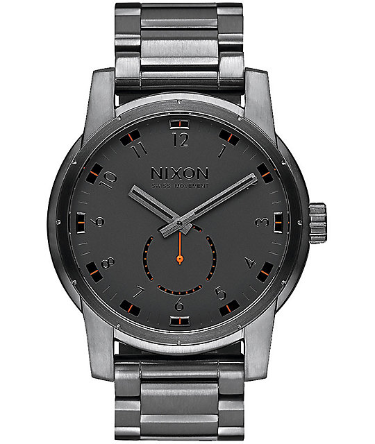 Nixon Patriot Analog Watch